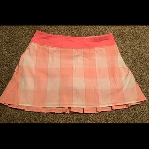 Lululemon Skirt Size 8 Tall